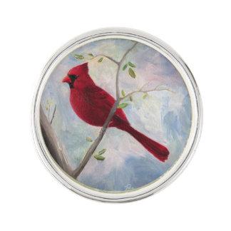 Pin's Cardinal