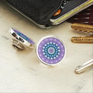 Pin's Mandala de Pin de revers