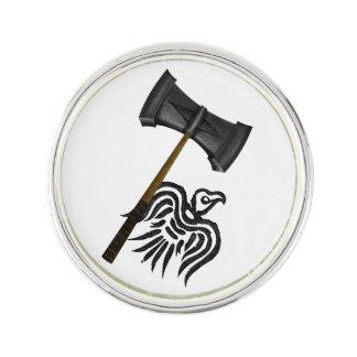 Pin's Marteau de guerre de Viking de Thor