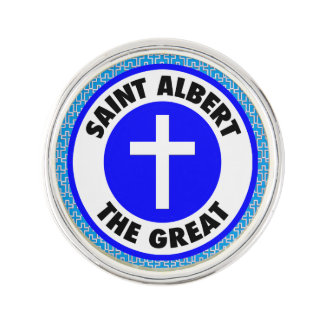 Pin's Saint Albert le grand