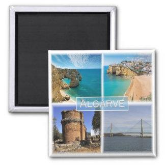 Pinte * Le Portugal - l'Algarve Aimant