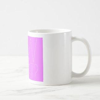 Piqué cousez ce qui ? Rose Mug