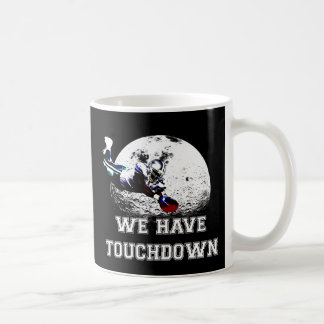 "Piqué de football américain ""nous avons le mug"