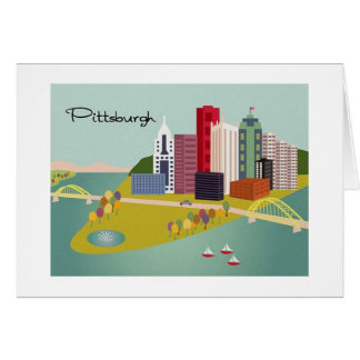 Pittsburgh ! carte