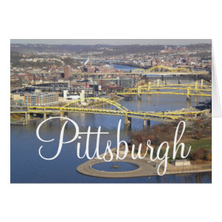 Pittsburgh Carte