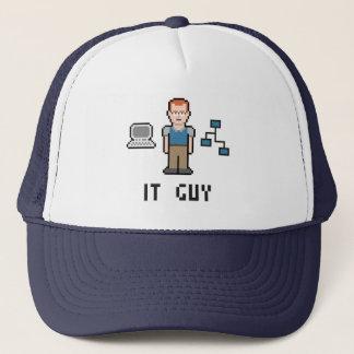 Pixel IL casquette de type