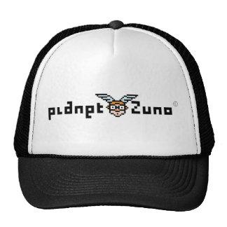 Pixel_PlanetZuno_Logo_03 Trucker Pet
