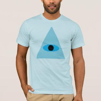 Pixelized Illuminati T-shirt