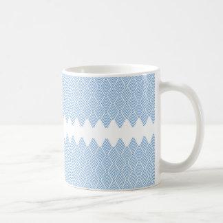 Placards sans couture décoratifs de motif mug