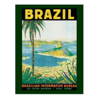 cartes postales vintage d'Amérique du sud