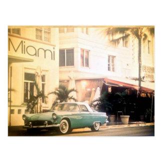 Plage de Miami-Sud Cartes Postales