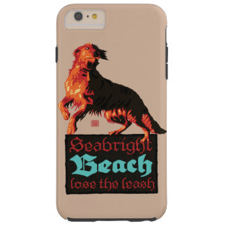 Plage de Seabright de Stephen Hosmer Coque iPhone 6 Plus Tough