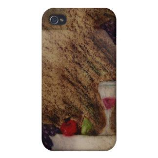 Plaisirs porte des fruits les produits multiples coque iPhone 4 et 4S
