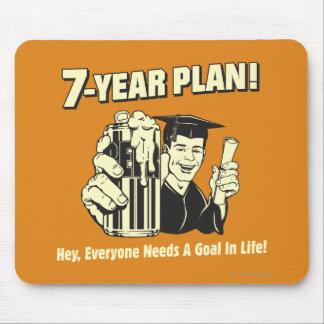 Plan de 7 ans : Chacun a besoin d'un but Tapis De Souris