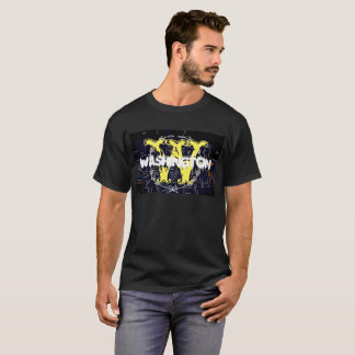 Plan de ville de Washington (Copie-Ville) T-shirt
