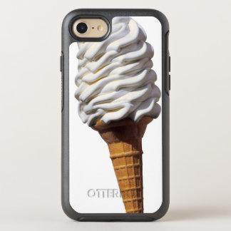 Plan rapproché de crème glacée coque otterbox symmetry pour iPhone 7