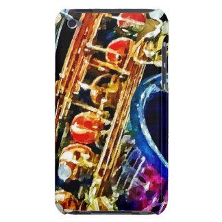 Plan rapproché de saxophone coques iPod Case-Mate