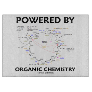 Planche À Découper Actionné par humour de cycle de Krebs de chimie