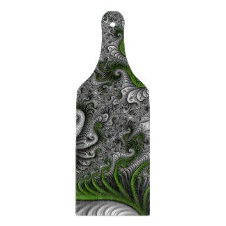 Planche À Découper Art abstrait de fractale de monde imaginaire
