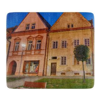 Planche À Découper Bardejov est une ville de la Slovaquie