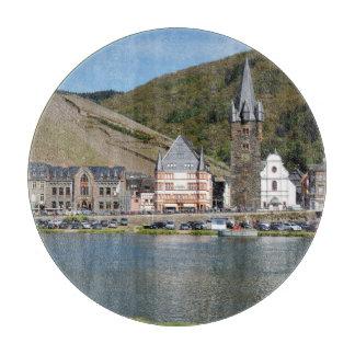 Planche À Découper Bernkastel-Kues à la Moselle