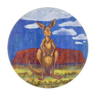 Planche À Découper Cadeaux et accessoires de kangourou