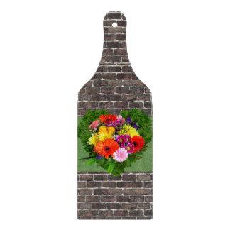Planche À Découper Fleur