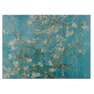 Planche À Découper fleurs d'amande de Vincent van Gogh