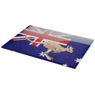 Planche À Découper Kangourou australien