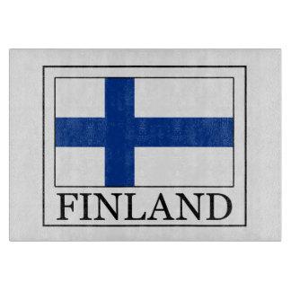 Planche À Découper La Finlande
