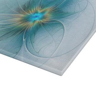 Planche À Découper La peu de beauté, art abstrait de fractale avec le