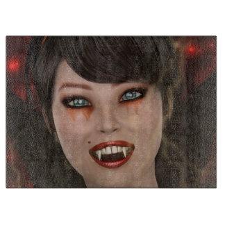 Planche À Découper Madame Vamp