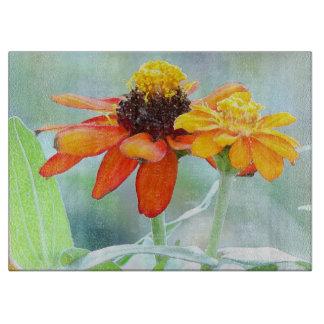Planche À Découper Photographie florale de fleur de jardin de fleurs