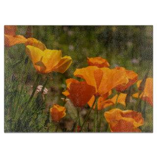 Planche À Découper Photographie florale de pré de fleurs de fleurs