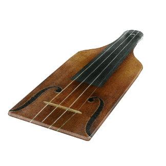 Planche À Découper Plan rapproché de Stradivari