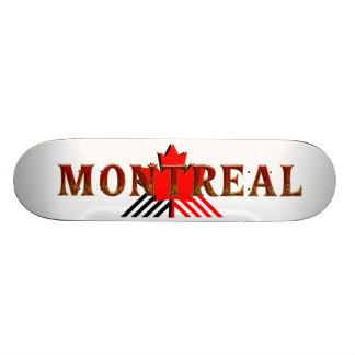 Planche À Roulette Customisée PIÈCE EN T Montréal