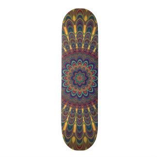Planche À Roulette Mandala ovale de Bohème