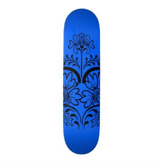 Planche À Roulette Panneau de parc souillé par bleu de Cornélius de
