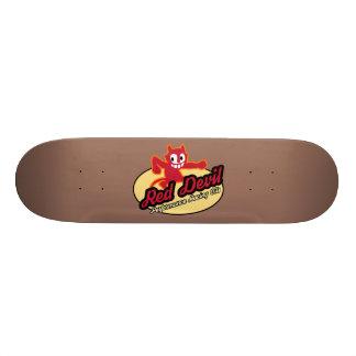 Planche À Roulette Planche à roulettes de diable rouge