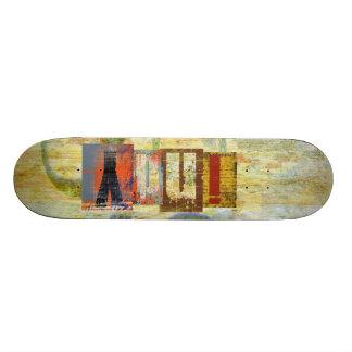 Planche À Roulette planche à roulettes indy urbaine