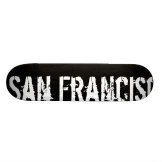 Planche À Roulette San Francisco - style urbain - planche à roulettes