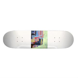 Planche à roulettes 4 sans titre de JIM Harris Plateau De Skate