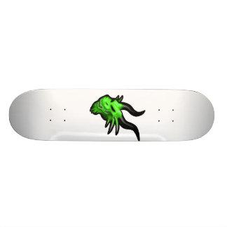Planche à roulettes au néon de Drake Skateboards Cutomisables