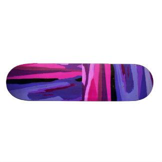 """Planche à roulettes """"de Bluez d'hiver"""" Plateau De Skate"""