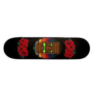Planche à roulettes de Dieu de Tiki Skateboards