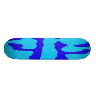 Planche à roulettes de l'animal 36 skateboard old school  21,6 cm