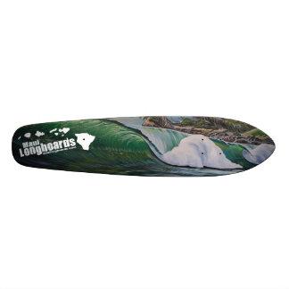 Planche à roulettes de Longboard du monde Skateboard Customisable