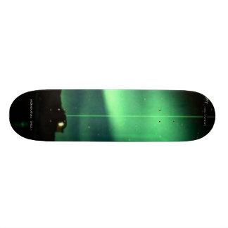 Planche à roulettes de théorie d'élan skateboards personnalisés