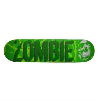 Planche à roulettes de ZOMBI Skateboard Old School 18,1 Cm