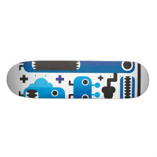 Planche à roulettes fraîche avec les graphiques skateboard 20,6 cm